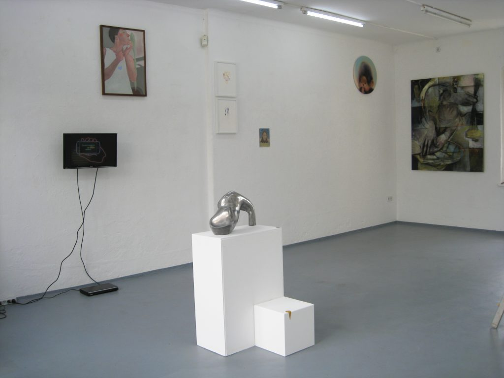 MO 29.06.2020 – 12 Uhr<p>Künstlerin: Helena Zubler | Kunsthistorikerin: Victoria Hilsberg