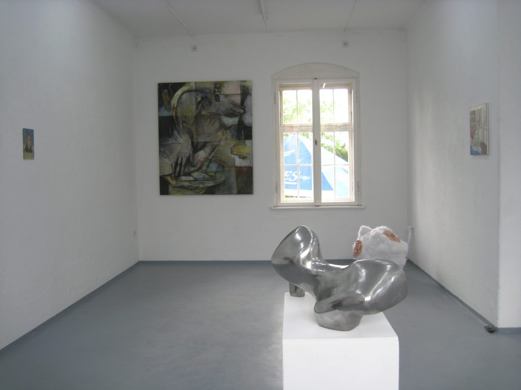 SA 27.06.2020 – 14 Uhr<p> Künstlerin: Lisa Wölfel | Kunsthistorikerin: Maxi E. Wollner