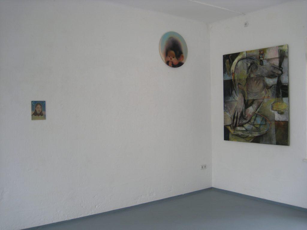 SO 28.06.2020  – 10 Uhr<p> Künstlerin: Ursula Susanne Buchart | Kunsthistorikerin: Maren Marzilger
